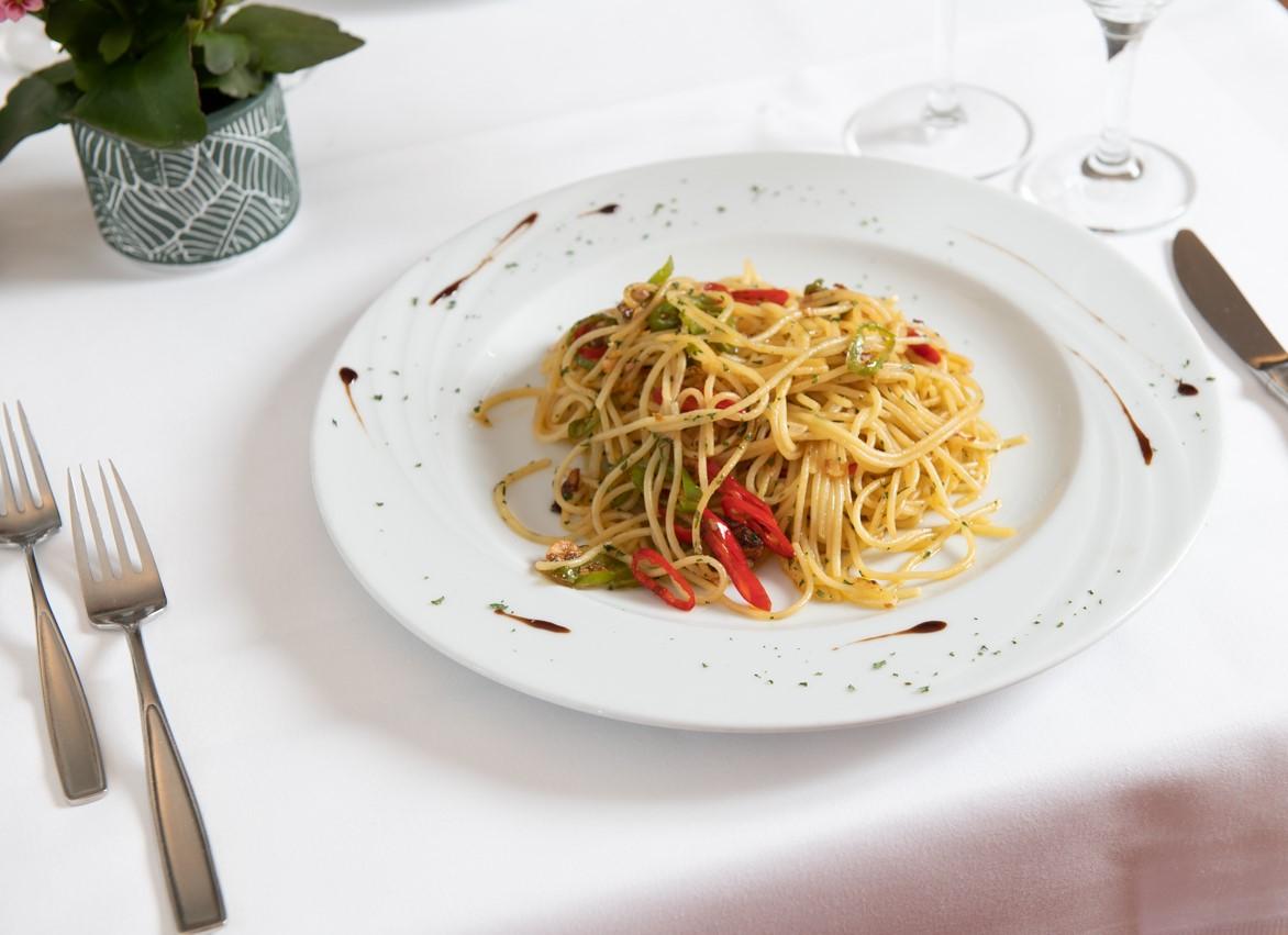Restaurant Tannegg Riniken Spaghetti