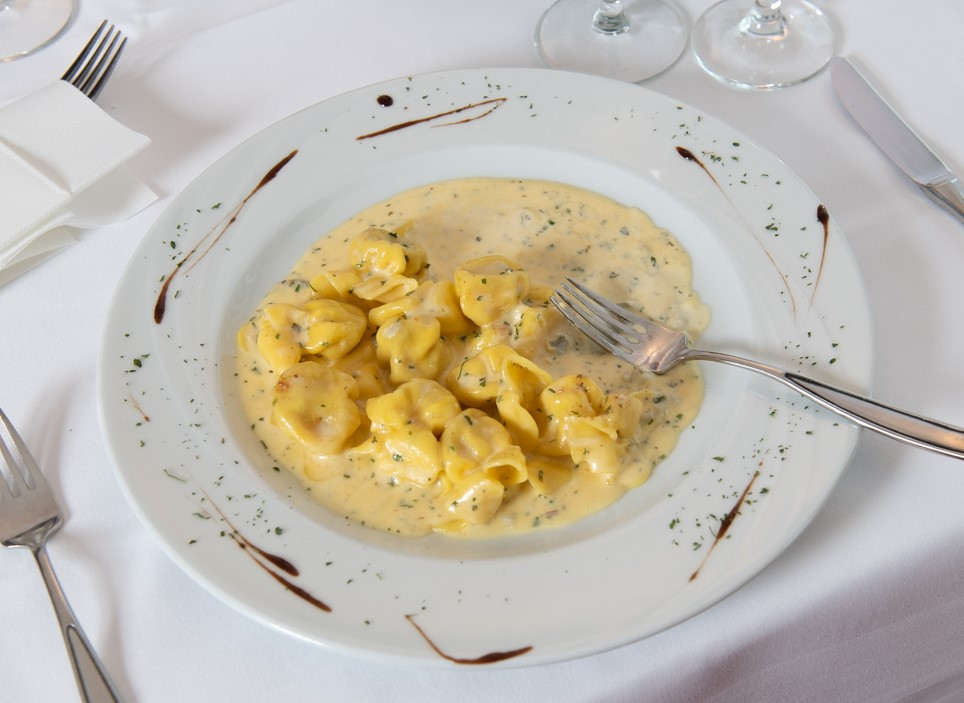 Restaurant Tannegg Riniken Tortelini