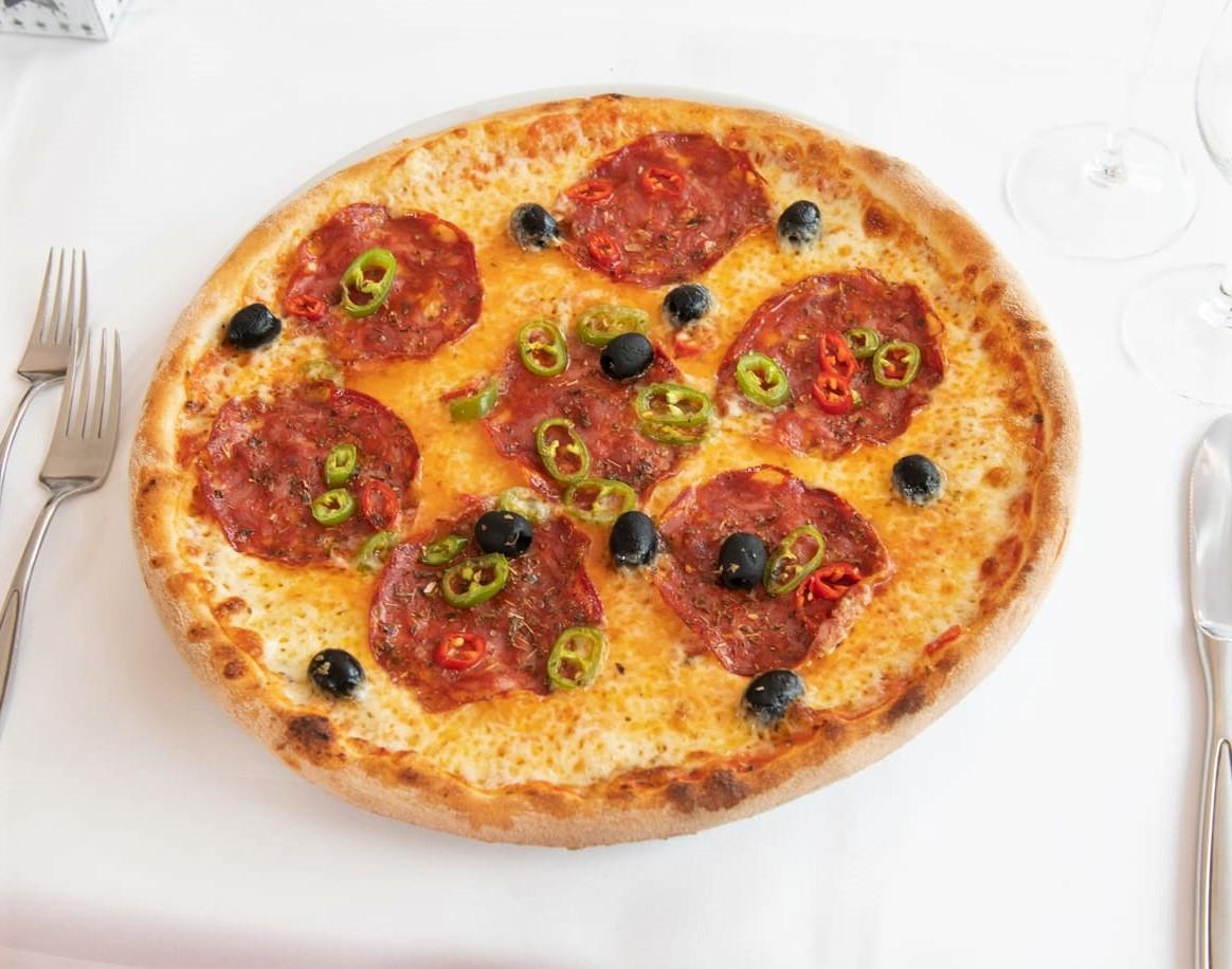 Restaurant Tannegg Pizza