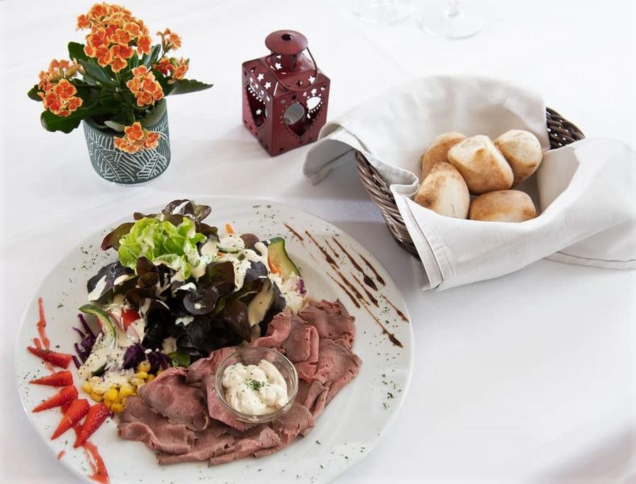 Restaurant Tannegg Vitello